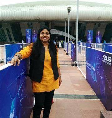 Navratri Interview Series Day 2: Bindu Cherungath