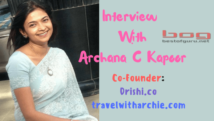 Archana Chaurasia Kapoor