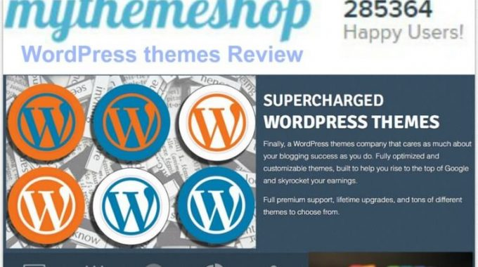10 Popular MyThemeShop WordPress Themes for WordPress Blogs