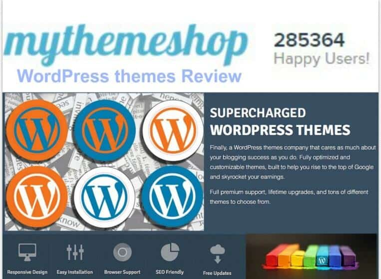 10 Popular MyThemeShop WordPress Themes for WordPress Blogs