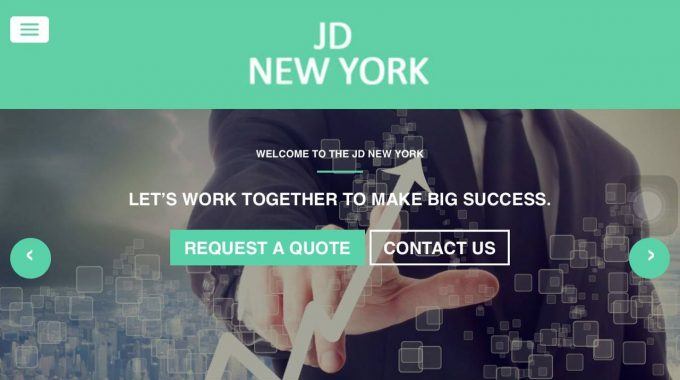 JD NEWYORK – Our Free Responsive Joomla Template