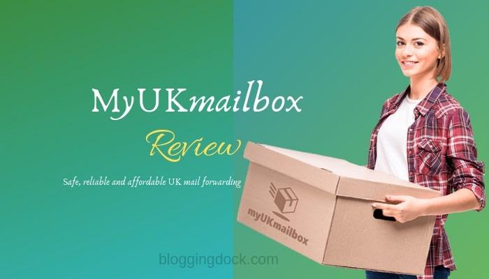 MyUKMailBox Review