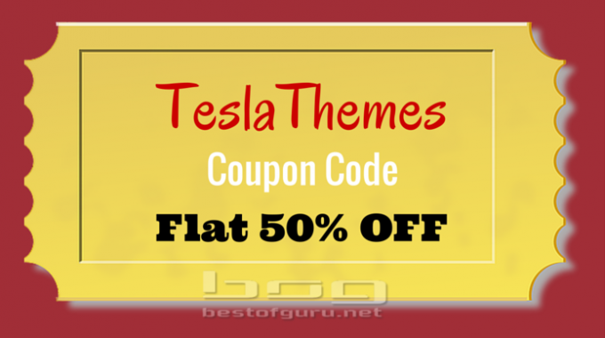 TeslaThemes Coupon Code – 50% OFF [3rd Anniversary Sale]