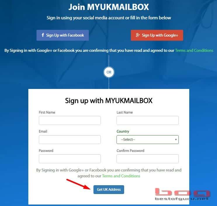 MyUKMailbox
