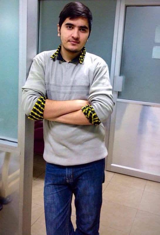 Malik Sharjeel Tahir