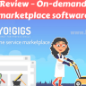 YoGigs Review – On-demand service marketplace software