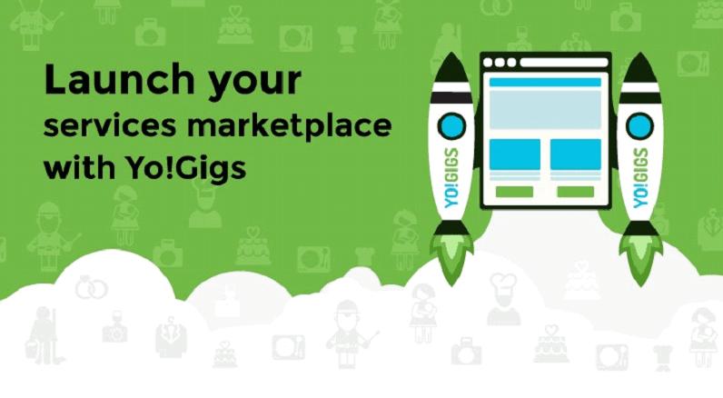 On-demand service marketplace software - YoGigs