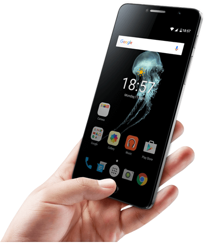 Alcatel Flash Plus 2 - Display
