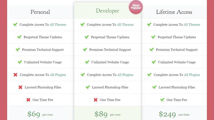 elegant-themes-pricing