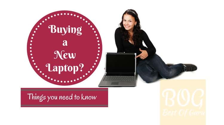 Buying a new laptop - featured image