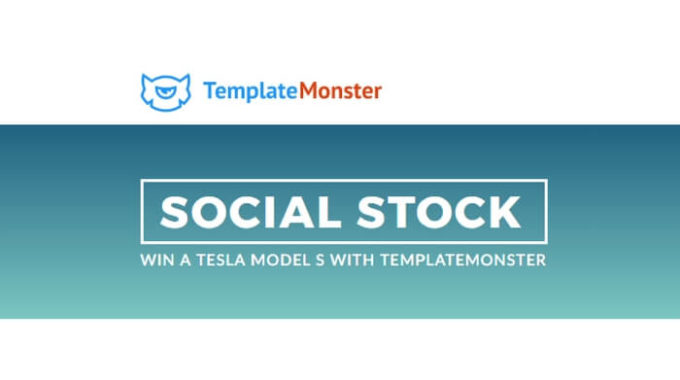 Don't Miss Your Chance to Get Incredible Prizes with TemplateMonster's Social Stock!