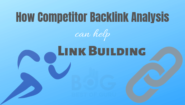 Competitor Backlink Analysis