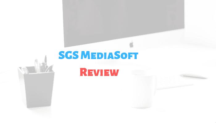 SGS MediaSoft Review