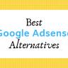 12 Best Google Adsense Alternatives for Website Owners [2020]