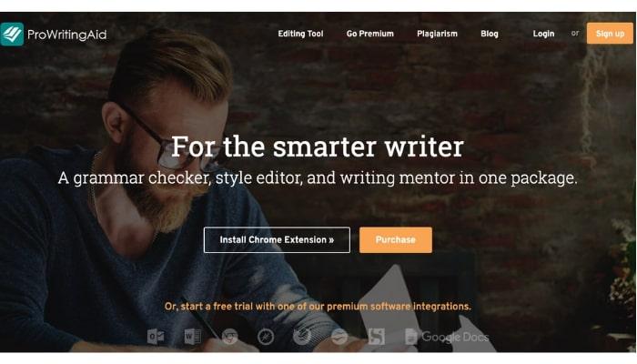 ProWritingAid - Proofreading Tool